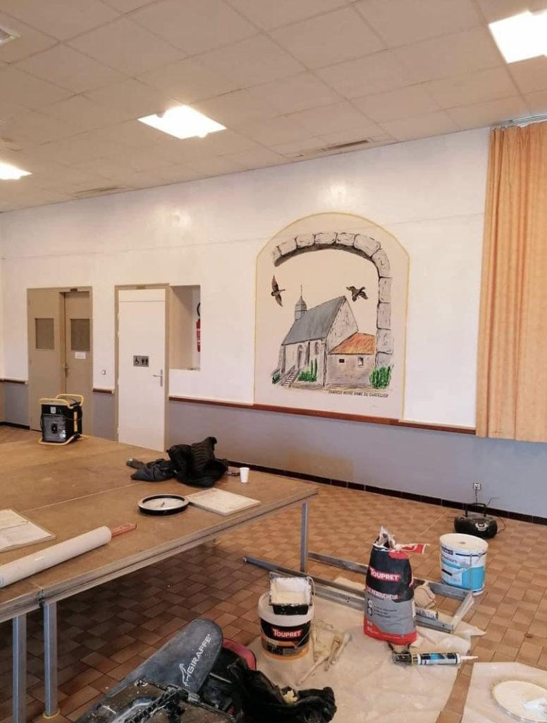 LJL Peinture Décoration Décoration Mural 2 97